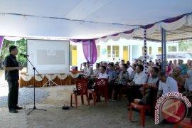 Pemkab Bangka Barat Jadikan Desa Pebuar Sentra Produksi Padi