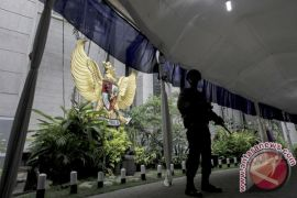 Pengamanan Gereja Katedral semakin diperketat