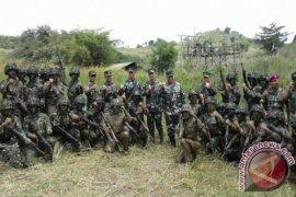 Pasukan TNI dua kali diserang oleh KKB