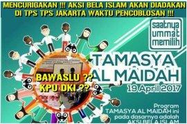 Al-Maidah Tour, Must It Does?