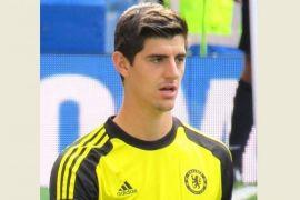 Courtois yakin Chelsea masih bisa kejar City