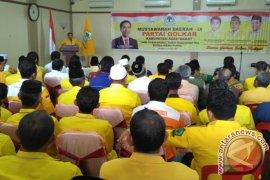 Golkar konsolidasi internal hadapi pemilu 2019