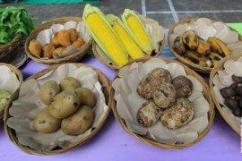 Warga Bekasi diharap  bervariasi konsumsi  makanan pokok