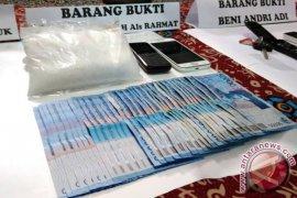 BNNP Bengkulu Bekuk Enam Pengedar Sabu-Sabu