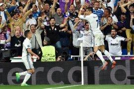 Hattrick Ronaldo Benamkan Bayern Munchen Di  Bernabeu, Real Melaju Ke Semifinal