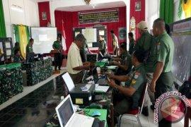 Pelatihan Siaga Bencana oleh TNI