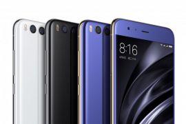 Xiaomi hadirkan Mi 6 versi RAM 4GB