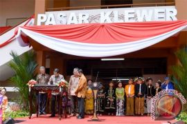 Presiden bangga brand Indonesia Sritex rajai pasar dunia