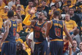 Cavaliers bangkit tundukkan Pacers 119-114 usai hapus defisit 25 poin