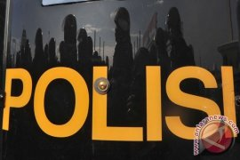Berandalan bermotor ditangkap di Bandung