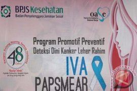Pemkot dan YKI santuni 133 penderita kanker