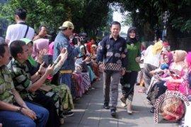 Bima Arya Ingin Kembangkan Terus Batik Bogor