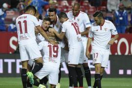 Sevilla bangkit untuk paksa 3-3 lawan Liverpool dalam Liga Champions