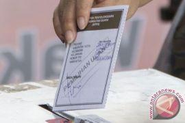 Dua pasangan calon wali kota deklarasi damai PSU