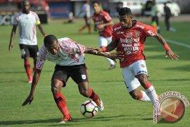 Bali United Kalah Lawan Persipura