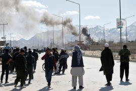 Kepala kabupaten bayangan Taliban, dua pengawalnya tewas dalam pemboman
