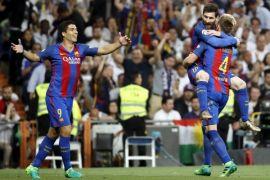 Hasil dan klasemen Liga Spanyol pekan ke-20