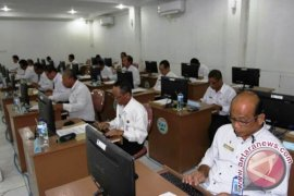 36 Pejabat Paser Jalani Tes Pembuatan Makalah