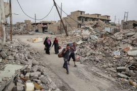 Separuh lebih pengungsi Irak sudah kembali ke rumah