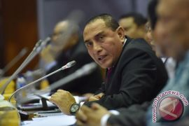 Edy Rahmayadi siap tak populer dalam Pemilu 2019