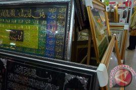 Permintaan seni kaligrafi meningkat selama Ramadhan