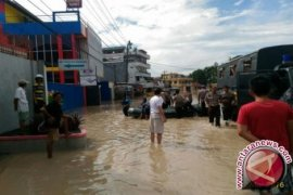 Banjir Rob Landa Belawan
