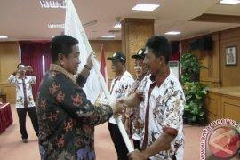 Penajam Kirim Kontingen Ikuti Penas KTNA Aceh