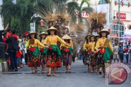 Mayday Purwakarta, Buruh Gelar Parade Budaya