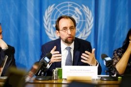 Kepala HAM PBB serukan pembentukan panel kejahatan Myanmar