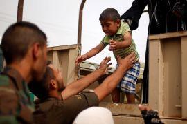 Pasukan Irak masuki permukiman pertama yang sebelumnya dikuasai ISIS
