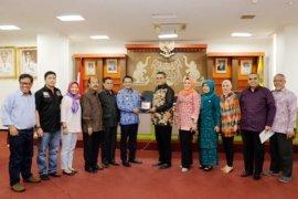 Dede Yusuf Dan Rombongan Komisi IX DPR Kunjungi Lampung