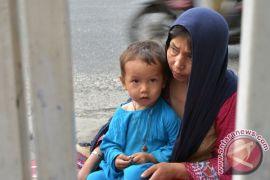 239 pengungsi di Pekanbaru masih anak-anak