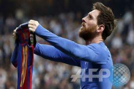 Arti penting anak bagi Lionel Messi