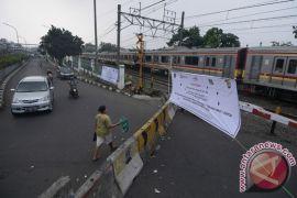 Dishub kaji rencana uji coba penutupan perlintasan sebidang Jakarta