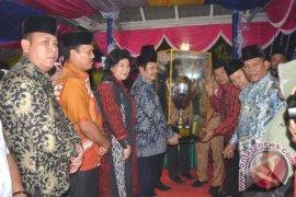 Kecamatan Sarudik 3 Kali Juara Umum MTQ Tapteng
