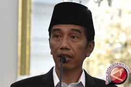 Presiden Jokowi Tinjau Pasar Mama-Mama Papua