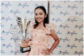 Hebat, Remaja Indonesia Juara Menyanyi Di Italia