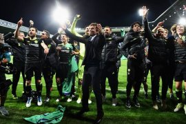 Chelsea dilaporkan telah pecat Conte