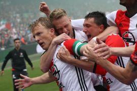Trigol Kuyt pastikan Feyenoord jawara Eredivisie