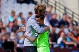 Liverpool tidak akan melepas Coutinho