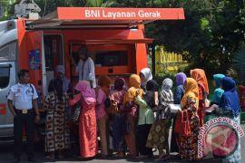 Penerima bantuan keluarga harapan tak tahu gunakan ATM