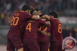 Roma jungkalkan Juventus 3-1, ramaikan perburuan gelar Scudetto