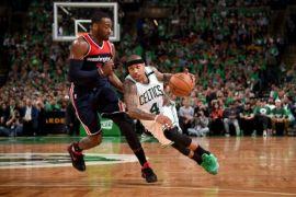 Celtics dan 76ers sepakat tukar hak pilihan pemain