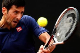 Djokovic singkirkan Coric untuk memenangi gelar Shanghai keempat kali