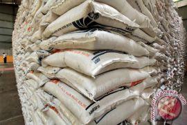 Bulog menyebut stok beras di Yogyakarta hingga Mei 2018