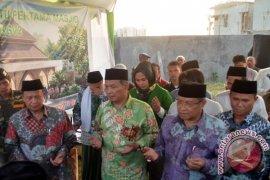 Pengembang Perumahan Hibahkan Masjid Kepada NU Karawang
