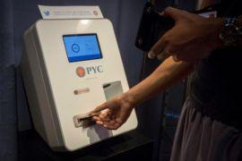 Mata uang kripto solusi anti-skimming?
