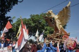 Wagub Bali Terima Aksi Damai Ribuan Mahasiswa (video)
