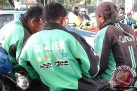 Pengendara ojek online di Bekasi bertambah 500 sehari