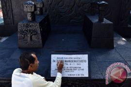 Tjahjo resmikan patung tokoh Tiga Serangkai Tjipto Mangoenkoesoemo di Ambarawa